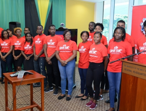 13 student-athletes awarded UWI scholarships